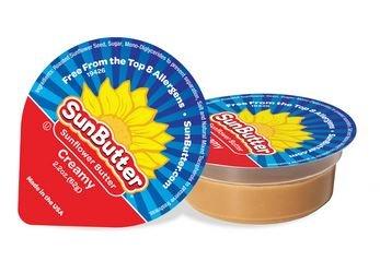 Sunbutter Creamy, 2.2 oz., (140 count)