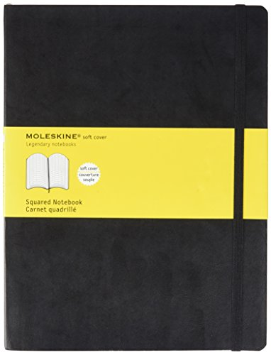 Moleskine Soft Cover Legendary Notebooks ()