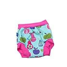 Vine Baby Reusable Waterproof Swim Diaper Underwear Toilet Training Pants Diaper Green