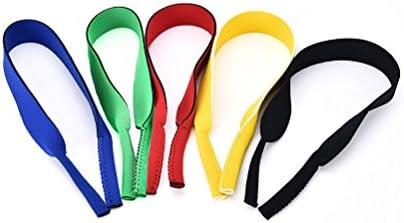 Elastic Neoprene Sports Band//Glasses Band//Sports Glasses Strap//Glasses Cord in Various Colours.