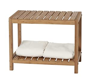 Small bench for bathroom
