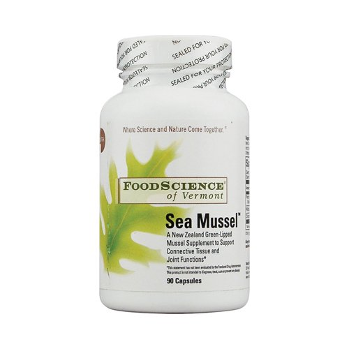 Wholesale FoodScience of Vermont Sea Mussel - 90 Capsules, [Health Supplements, Vitamins]