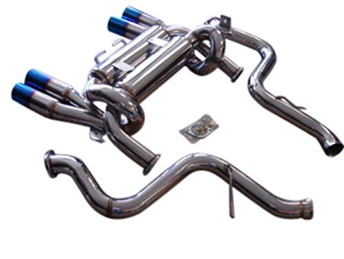 TOP SPEED PRO-1 AXLE-BACK EXHAUST SYSTEM fits 2008-2012 BMW E90 E92 E93 M3