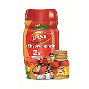 A bottle of best chyawanprash in india