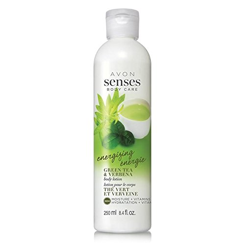 AVON Senses Energizing Green Tea & Verbena Body Lotion