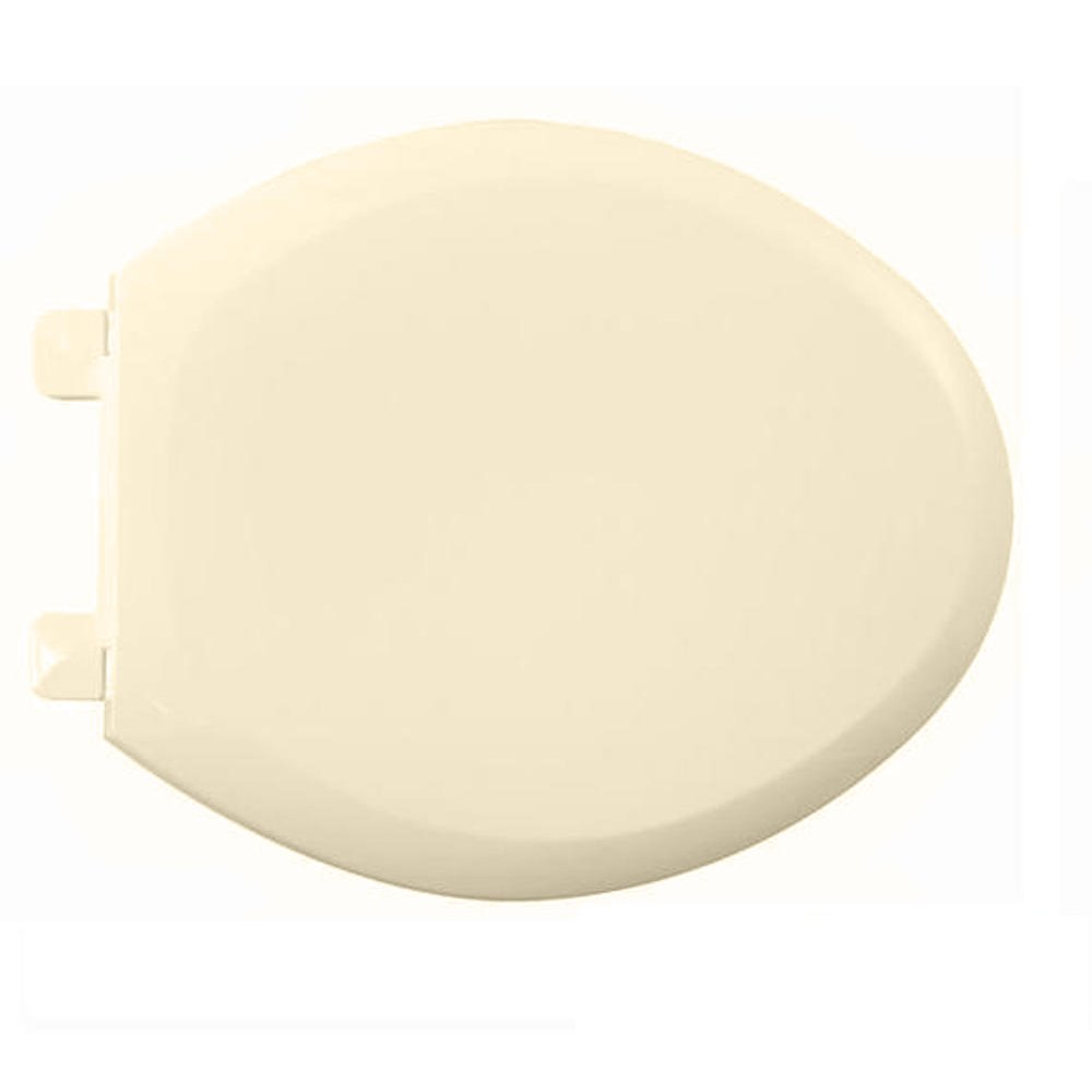 American Standard 5321.110.021 EverClean Elongated Toilet Seat with Slow Close Snap-Off Hinges, Bone 80%OFF