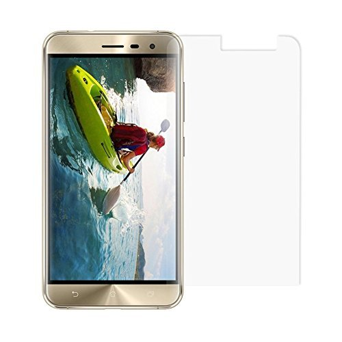 Price comparison product image Tempered Glass Screen Protector for Asus Zenfone 3 ZE552KL 5.5 (Back Side) Guard 9H Protective Glass Smartphone ZE552 NEW