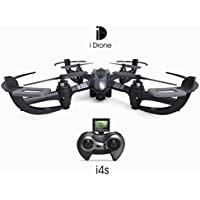 Kanzd Racing Drone HD Camera I4S & Auto return 2.4Ghz 4CH 6-Axis 2.0MP RC Quadcopter