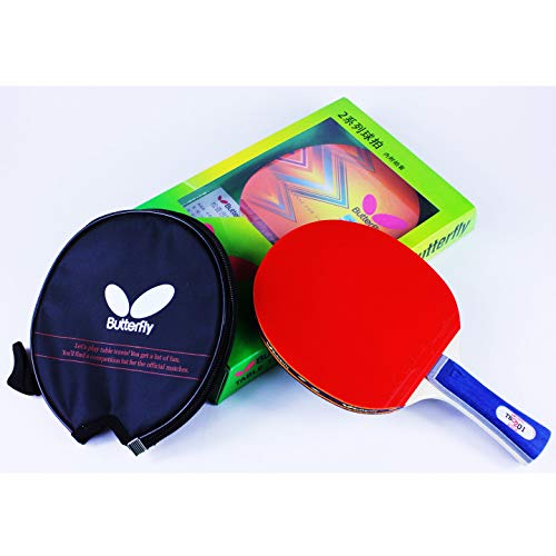 Butterfly 201 Shakehand Table Tennis Racket