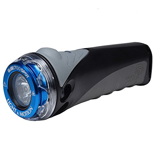 Light & Motion GoBe S 700 Spot Dive & Outdoor Flashlight by Light and Motion