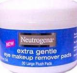 Neutrogena Gentle Eye Makeup Remover Pads 15 pcs sku# 904782MA