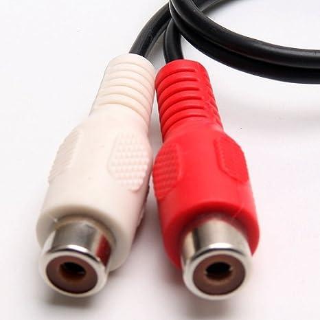 2x 1m Aux Kabel Stereo 3,5mm Klinke Audio Klinkenkabel Für Handy Auto Blau Kabel & Adapter Tv- & Heim-audio-zubehör