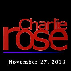 Charlie Rose: Charles Krauthammer, November 27, 2013