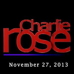 Charlie Rose: Charles Krauthammer, November 27, 2013 Radio/TV Program