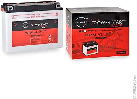 Motorrad Batterie YB16AL-A2 NX NB16AL-A2 12V 16Ah