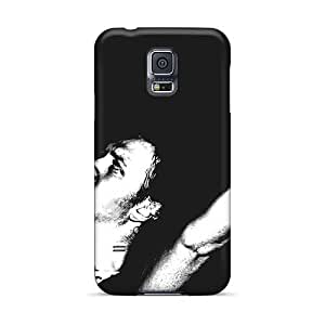 Shockproof Hard Phone Cover For Samsung Galaxy S5 (Aqk19917NwDt) Unique Design Stylish Foo Fighters Skin