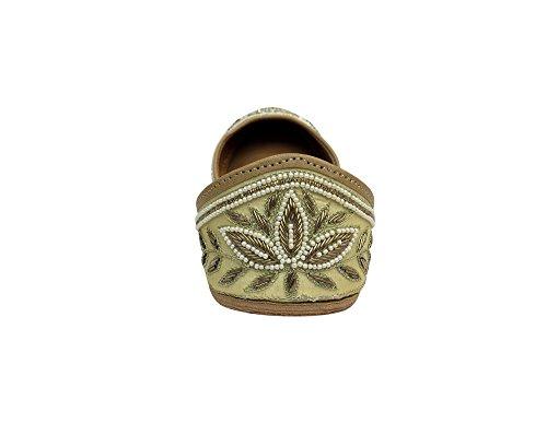 Step n Style , Sandales pour femme bronze cuivré