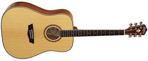 Washburn ワッシュバーン WD910SNS Dreadnought アコースティックギター アコースティックギター アコギ ギター (並行輸入) B00ZGA5ZF4
