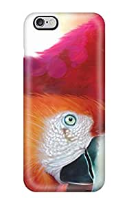 Snap-on Case Designed For Iphone 6 Plus- Parrots Widescreen 8816674K40617865