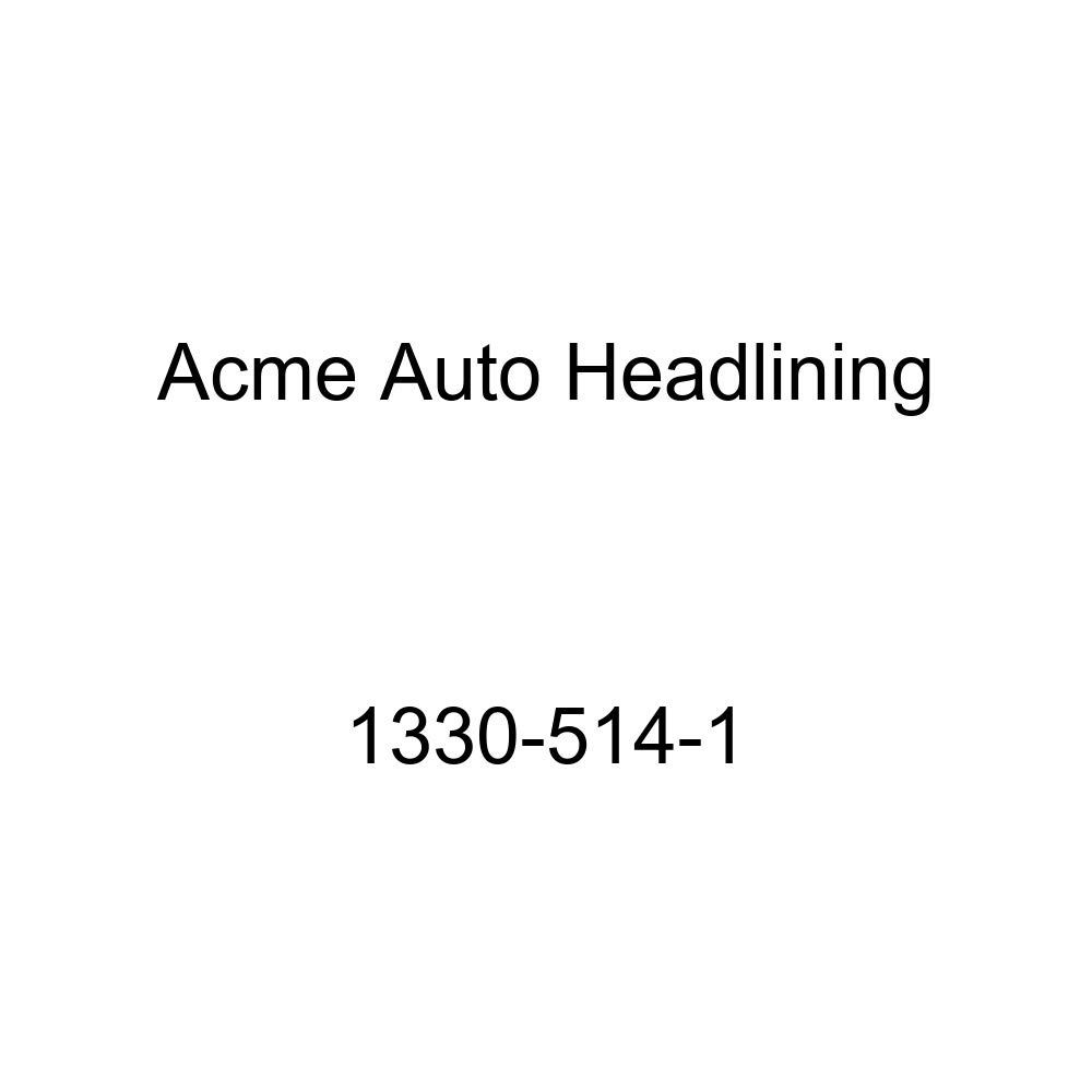1950-56 Cadillac 4 Door Limousine 10 Bows Acme Auto Headlining 1330-514-1 Light Green Replacement Headliner