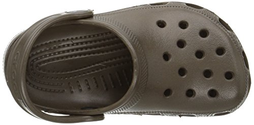 Classic Marrone Unisex Zoccoli Crocs Chocolate Bambini Kids dxqgxwRX