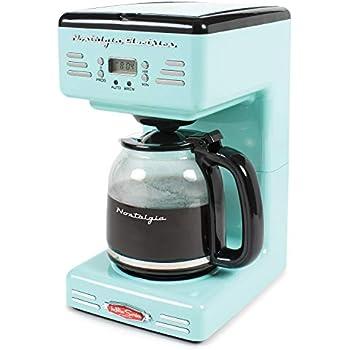 Amazon.com: Russell Hobbs CM3100CRR Retro Style Coffeemaker ...