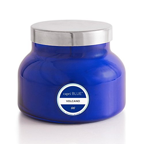 Lemons Accent Lamp - Capri Blue Volcano Candle, 19 oz (503)