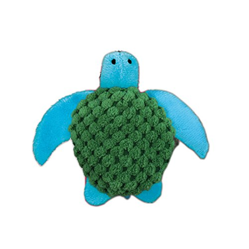 KONG Turtle Refillable Catnip Toy (Kong Company Cat)