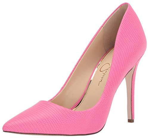 Jessica Simpson Women's PRAYLEE Shoe, Ultra Pink, 10 M US (Pink Shoes Jessica Simpson)