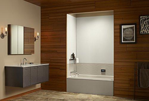 KOHLER K-97618-G9 Choreograph 60'' x 32'' x 72'' Shower Wall Kit, Sandbar by Kohler (Image #2)