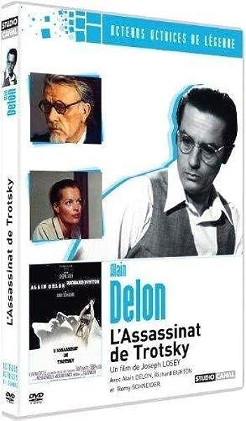 LAssassinat de Trotsky [Francia] [DVD]: Amazon.es: Richard ...