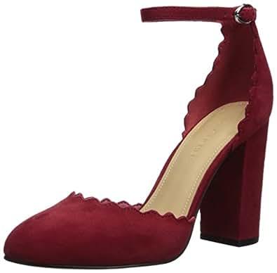 Marc Fisher Womens MFSAHAR Sahar Red Size: 6 US / 6 AU