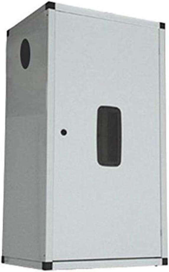 Cubrecaldera con salida tubos laterales H x L x P cm 102 x 55 x 45