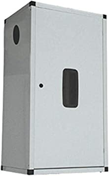 Cubrecaldera con salida tubos laterales H x L x P cm 102 x 55 x 45: Amazon.es: Bricolaje y herramientas