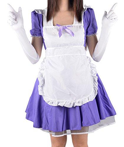 Simplicity Alice in Wonderland Inspired Costume, Apron, Headband,