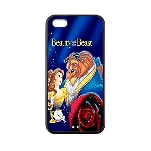 XiFu*MeiCustom Beauty And Beast Back Cover Case for iphone 6 plua 5.5 inch JN5C-536XiFu*Mei