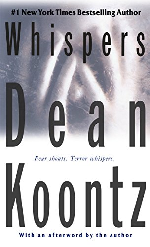 Whispers: A Thriller by [Koontz, Dean]