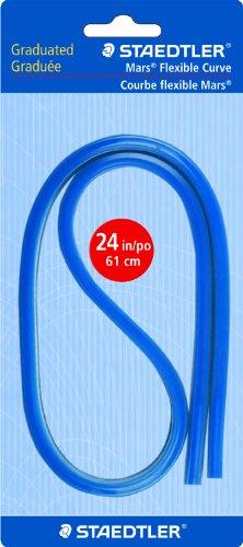 STAEDTLER 24-Inch Flexible Curve (97160-24BK)