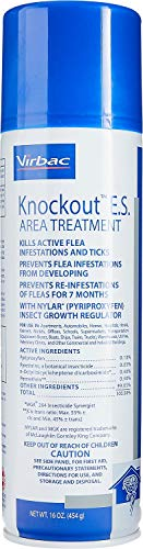 Virbac Knockout Area - Virbac Knockout E.S. Area Treatment Spray 16 oz
