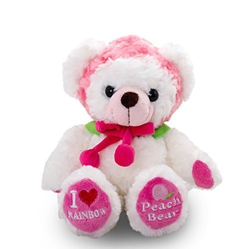 80CM Cuddly Stuffed Teddy Bear Toy Plush for Girl Children White - 3