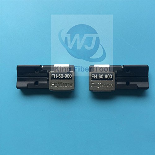 Original Fujikura FSM-60R FSM-70R FSM-12S FSM-19S FSM-70S fiber splicer 900um fiber pressure plate Fiber holder FH-60-900 1pair