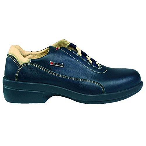 Cofra 84260-004.D38 Gaja S2 SRC Chaussure de sécurité Taille 38 Noir