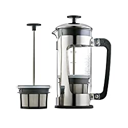 Espro Coffee Press P5-32 oz, Glass and Stainless Steel, FFP by Espro