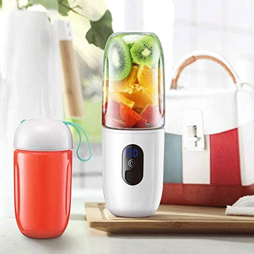 ZHJDX Juicer - Blender Draagbare Juicer Cup Mini Mixer Fruit Juicer Oplaadbare Smoothie Maker Fruit