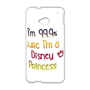 Disney Princess Hot Seller Stylish Hard Case For HTC One M7 by ruishername