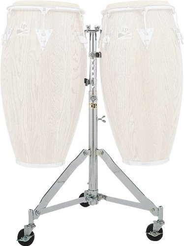 Lp Aspire Double Conga Stand (LP LP290B Double Conga Stand)