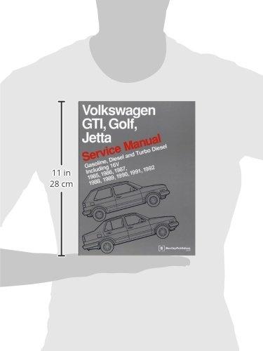 Volkswagen gti golf jetta service manual 1985 1986 1987 1988 volkswagen gti golf jetta service manual 1985 1986 1987 1988 1989 1990 1991 1992 1992 bentley publishers 9780837616377 amazon books fandeluxe Gallery