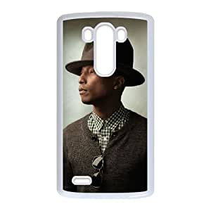 LG G3 Cell Phone Case White Pharrell Williams Phone cover Q3278780