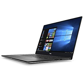"Dell XPS9560-5000SLV-PUS 15.6"" Ultra Thin and Light Laptop with 4K Touch Display, 7th Gen Core i5 ( up to 3.5 GHz), 8GB, 256GB SSD, Nvidia Gaming GTX 1050, Aluminum Chassis"