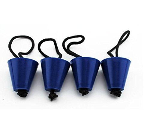 Yak Gear Universal Scupper Plug Kit 8 Pack